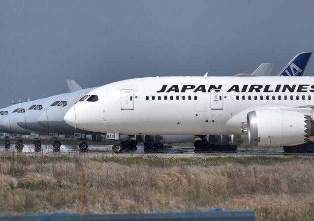 Japonya HavaYolları(JAL)