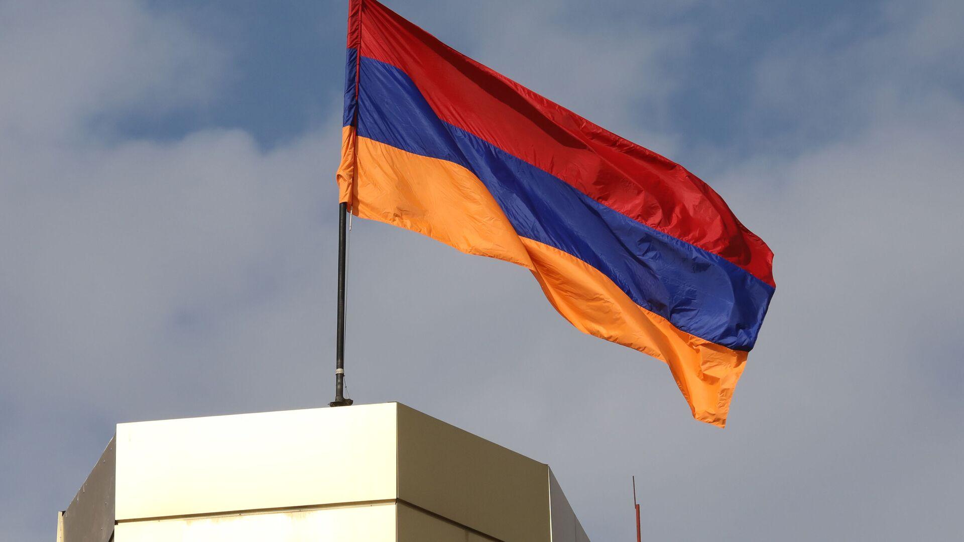 Ermenistan bayrak - Ermenistan bayrağı - Sputnik Türkiye, 1920, 22.04.2021