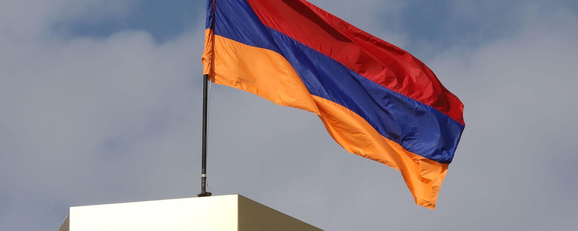 Ermenistan bayrak - Ermenistan bayrağı - Sputnik Türkiye, 1920, 31.03.2021