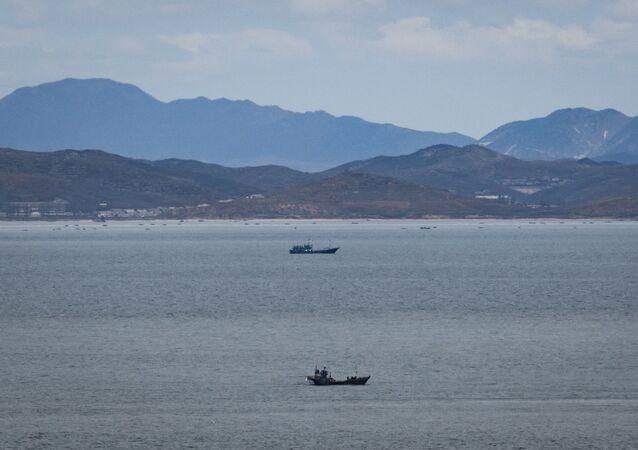 Kuzey Kore - Güney Kore - Sarı Deniz -