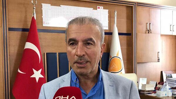 Naci Bostancı - Sputnik Türkiye