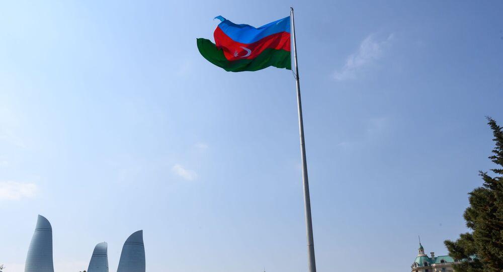 Azerbaycan bayrak - Azerbaycan bayrağı