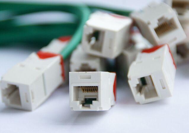İnternet, kablo