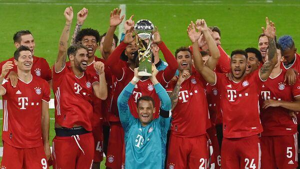 Süper Kupa, Borussia Dortmund, Bayern Münih - Sputnik Türkiye