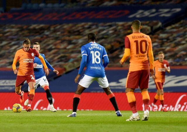 UEFA Avrupa Ligi play-off turunda İskoçya'nın Rangers takımına 2-1 yenilen Galatasaray, Avrupa'ya veda etti