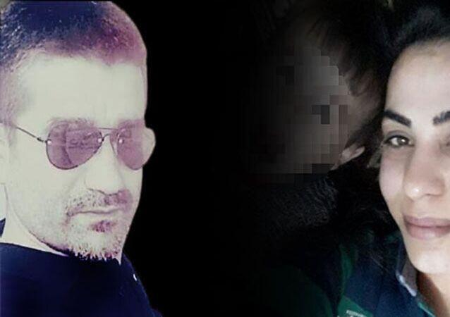 Gülay Mübarek'i 4 yıl boyunca tehdit edenErdoğan Küpeli, Adana'daTuğba Keleş'i vurarak öldürdü.