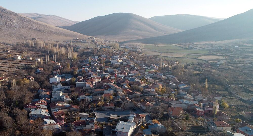 Kayseri - yer altı şehri