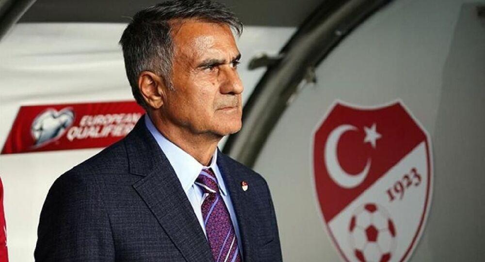 Şenol Güneş: Ekonomiyi batırmış adam bana ekonomiden bahsediyor - Sputnik  Türkiye