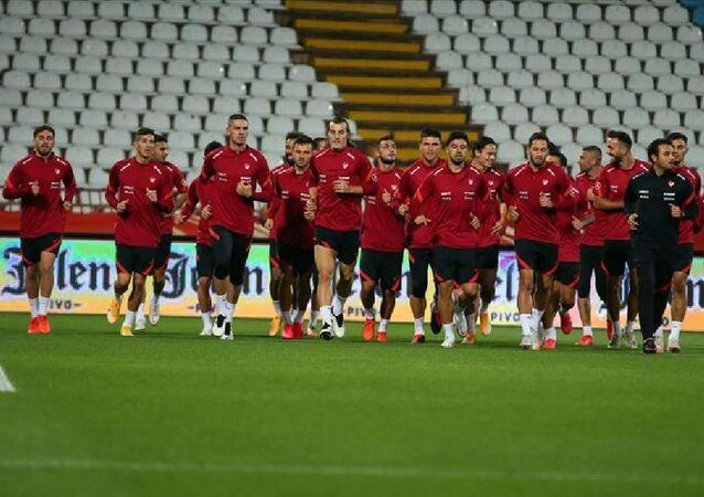 Türk A Milli Futbol Takımı