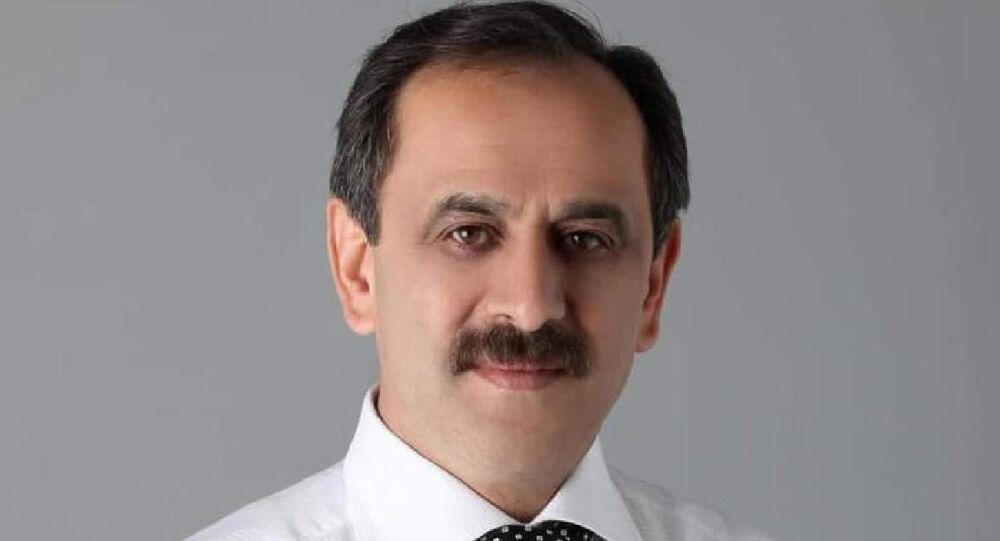 Eski Belediye Başkanı Yaşar Yazıcı