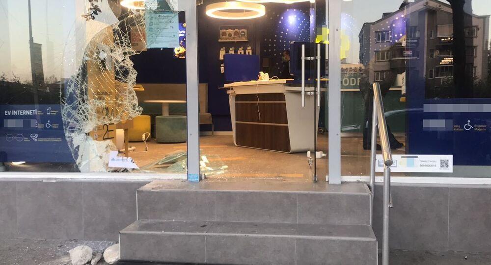 Bursa'da cep telefonu mağazasında soygun