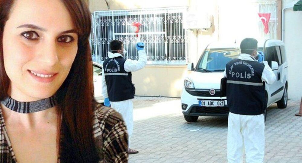 Adana'da bir spor salonunda müdürlük yapan 39 yaşındaki Hülya G. isimli bir kadın evinde başından vurularak öldürülmüş halde bulundu. Olayla bağlantısı olduğu düşünülen ve Hülya G.'nin birlikte yaşadığı eski eşi Abdullah K. gözaltına alındı.