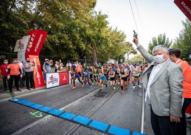 Uluslararası İzmir Maratonu 2020