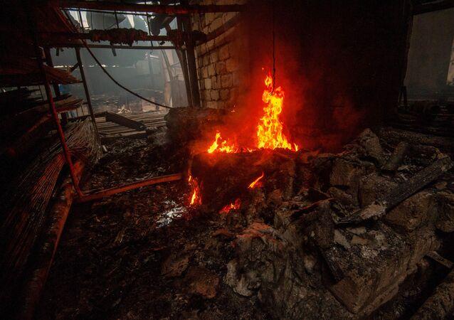 Azerbaycan-Ermenistan gerilimi, saldırı, Stepanakert, Dağlık Karabağ
