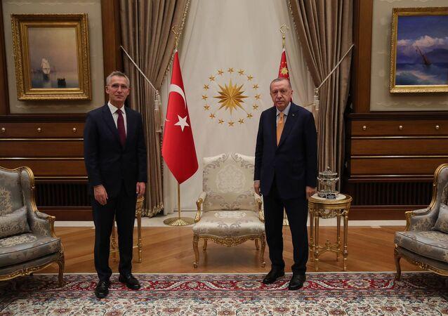 Erdoğan - Stolten
