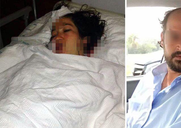 Gaziantep'te yeni doğum yapan eşiGüldaneYırtıcı'ya hastane odasında bıçaklayarak ağır yaralayan Ahmet Yırtıcı'ya 18 yıl 6 ay hapis cezası verildi.