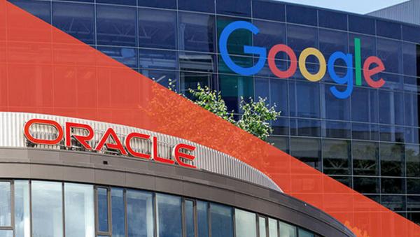 Google - Oracle - Sputnik Türkiye