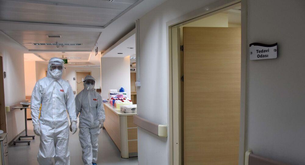 Koronavirüs - hastane