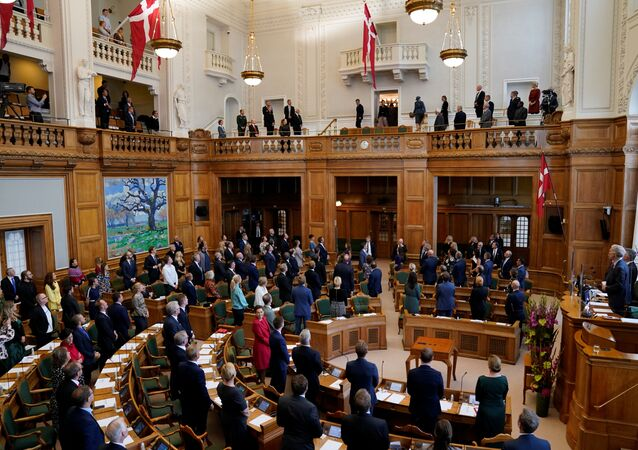 Danimarka parlamentosu