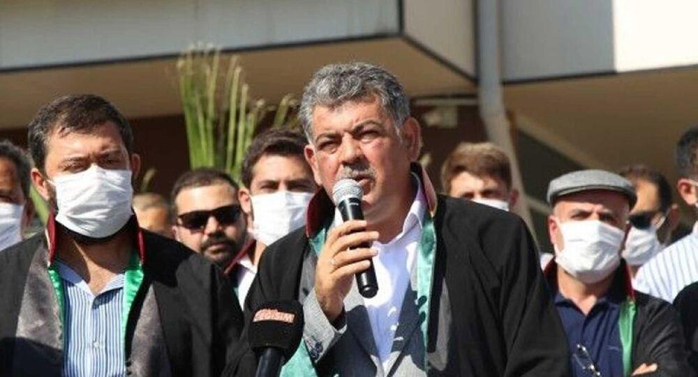 Şanlıurfa Baro Başkanı Abdullah Öncel ve beraberindeki 26 avukata soruşturma açıldı.