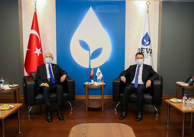 Kılıçdaroğlu-Babacan