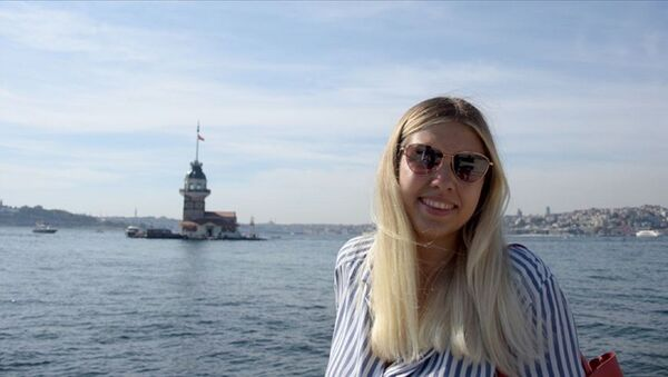 Anjelika Shcherbakova - Sputnik Türkiye
