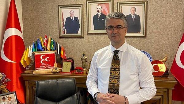 Kamil Aydın - Sputnik Türkiye