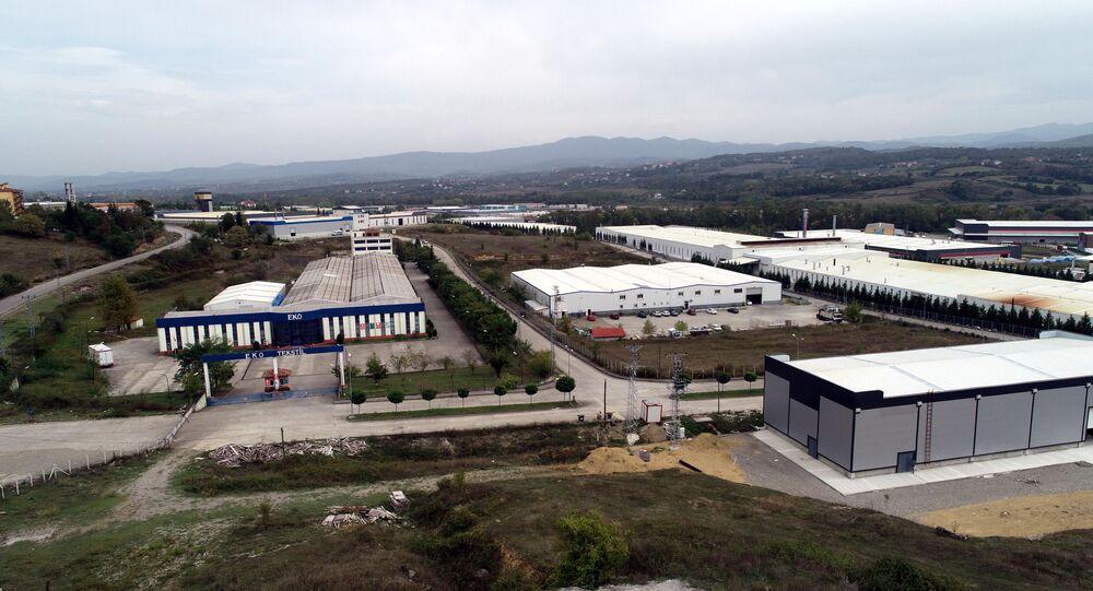 Zonguldak'ta iki tekstil fabrikasında 78 işçide koronavirüs