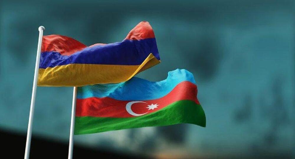 Azerbaycan-Ermenistan