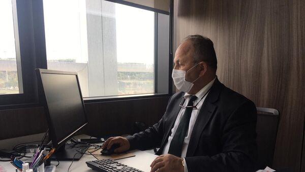 Recep Öztürk - Sputnik Türkiye