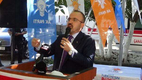 Bülent Turan - Sputnik Türkiye