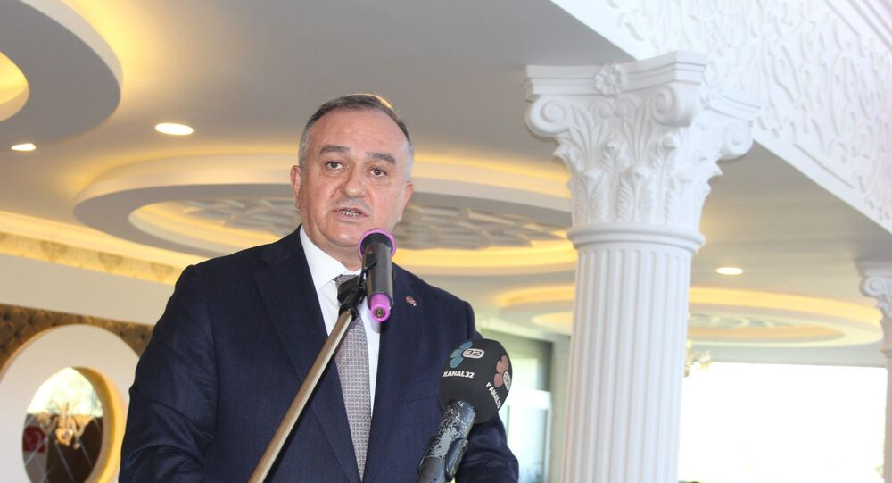 MHP Grup Başkanvekili Erhan Akçay
