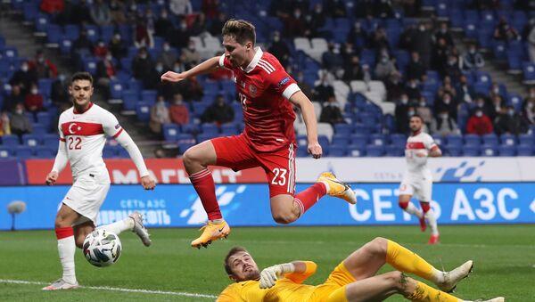 Rusya Türkiye maçı - Sputnik Türkiye