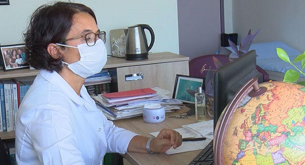 maske - koronavirüs - Koid-19