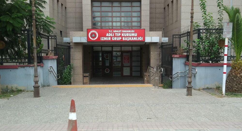 İzmir Adli Tıp Kurumu