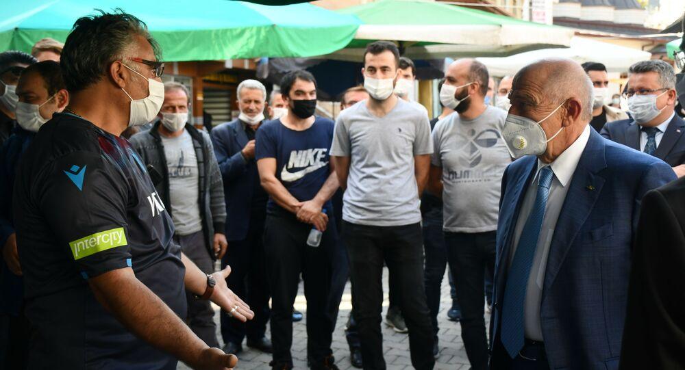 Trabzonsporlu taraftar, Nihat Özdemir