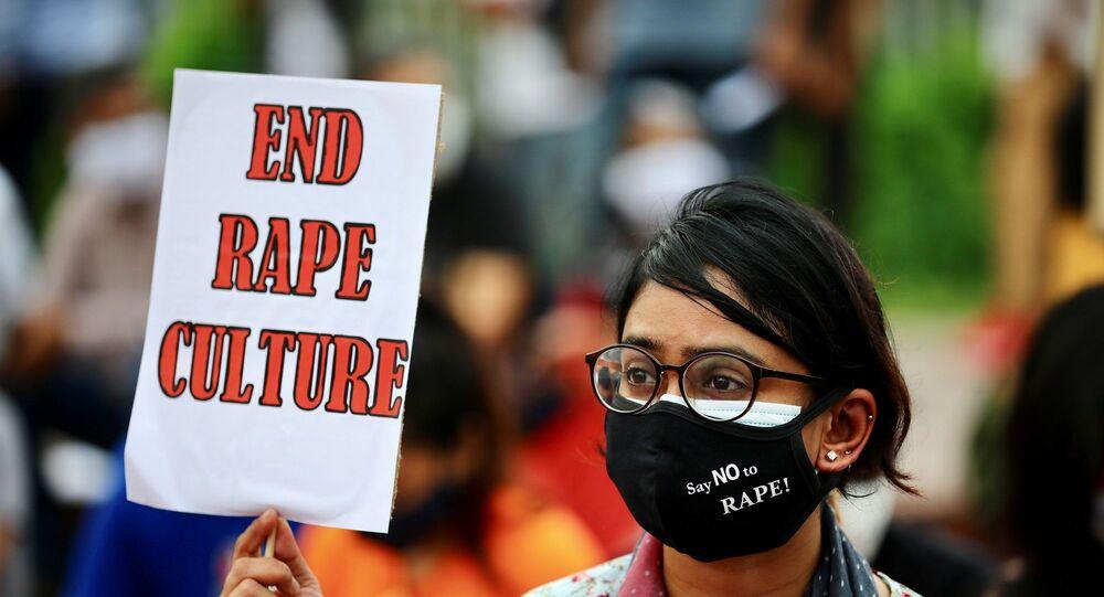 Bangladeş - tecavüz - gösteri