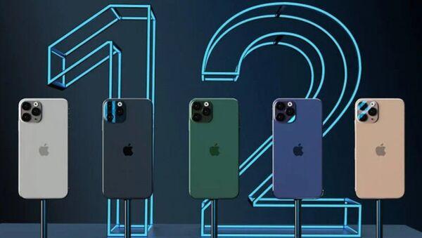 iPhone 12 - Sputnik Türkiye