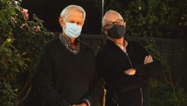 Paul Milgrom ve Bob Wilson - Sputnik Türkiye