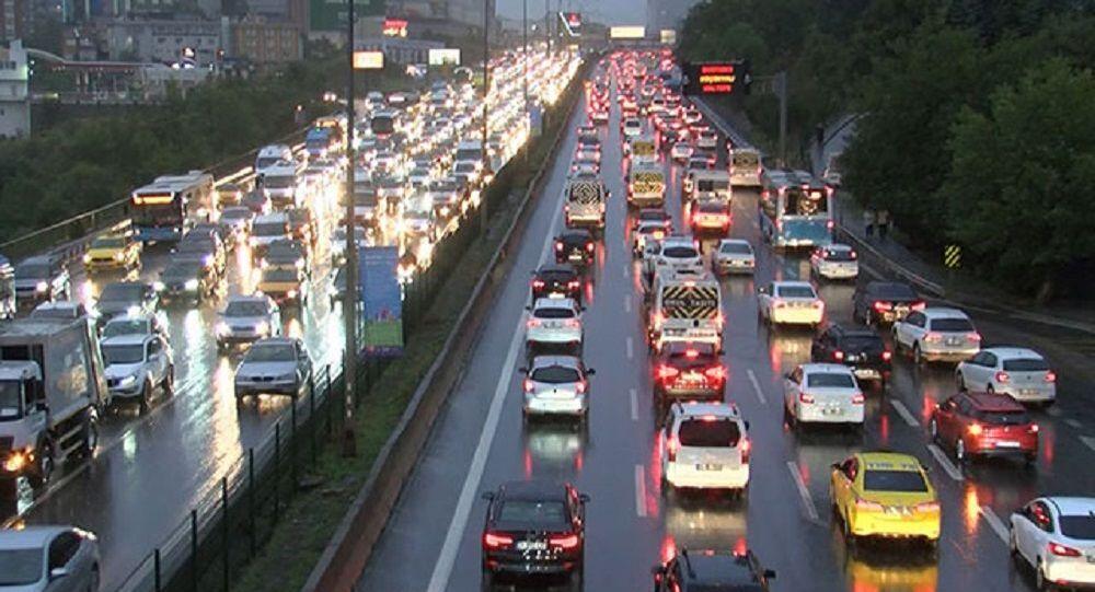 Trafik, İstanbul