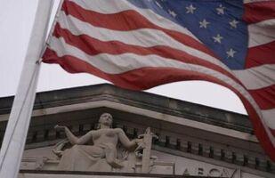 ABD bayrağı, ABD mahkeme, ABD Yüksek Mahkeme