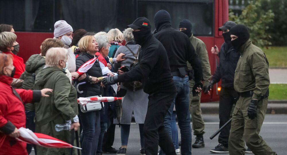 Belarus'taki protestolar