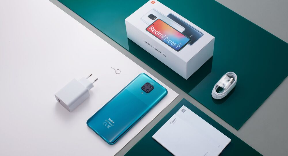 Xiaomi Redmi Note 9 kutu içeriği