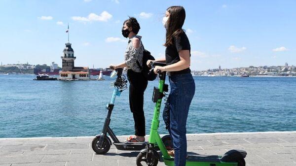Elektrikli scooter - Sputnik Türkiye