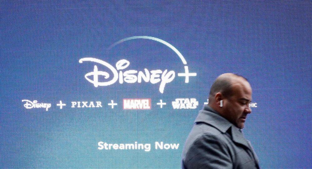 Walt Disney +  Disney+