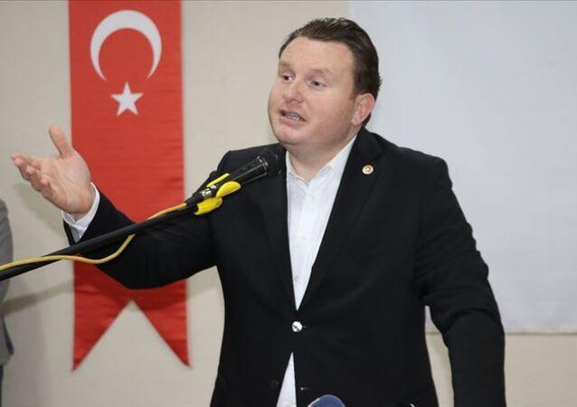 MHP Grup Başkanvekili Muhammed Levent Bülbül