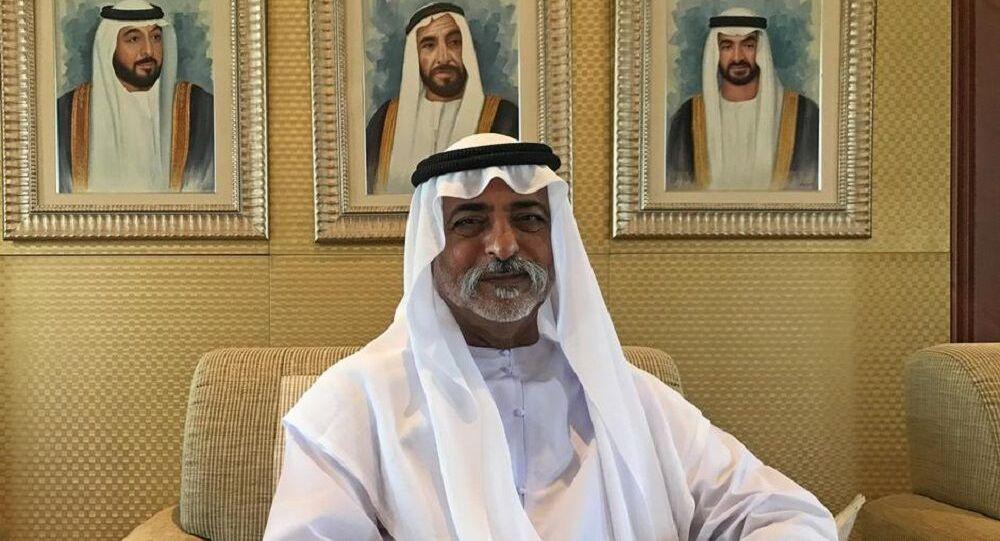 Şeyh Nahyan bin Mübarek Al Nahyan