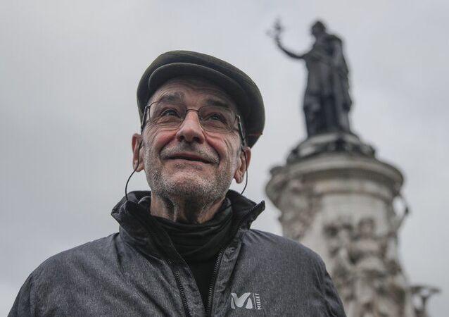 Paris'te konuşan son ETA lideri Josu Urrutikoetxea (Josu Ternera)