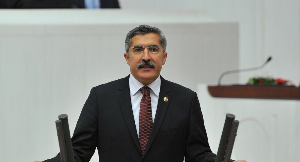 AK Parti Hatay Milletvekili Hüseyin Yayman