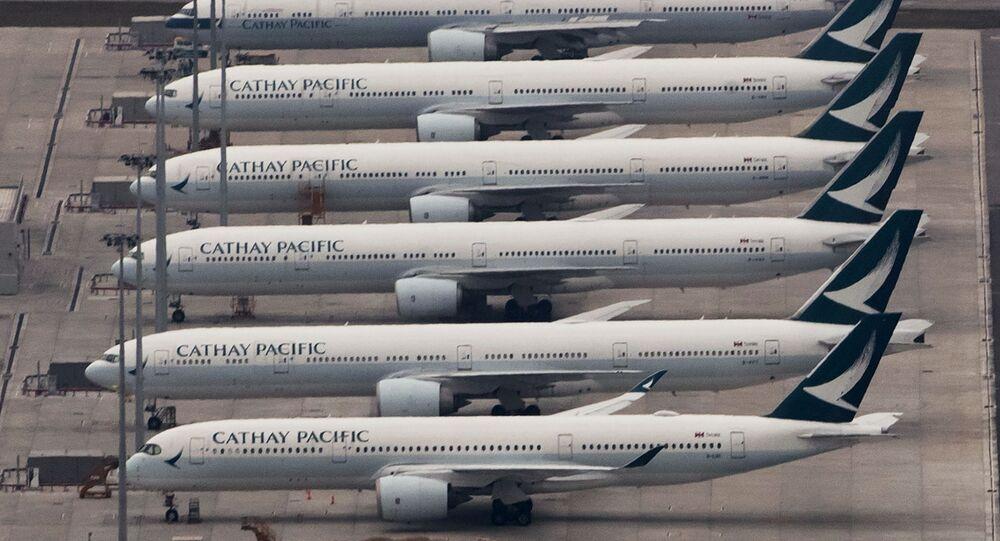 Cathay Pacific Havayolları